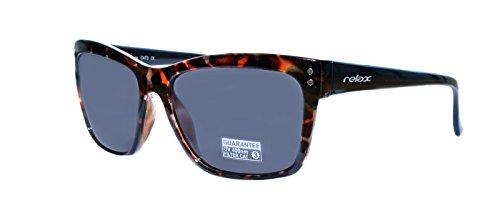 RELAX Damen Herren Sonnenbrille Polarisiert UV400 Schutz R2293C