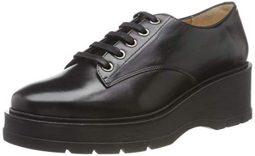 Unisa Damen Gondola_NE Oxfords, Schwarz (Black Black), 38 EU