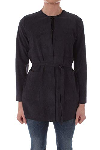 EMME MARELLA Luxury Fashion Damen 59010105004 Blau Polyester Mantel | Frühling Sommer 20
