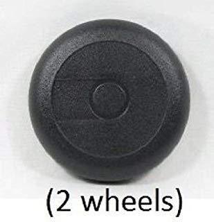 Eureka Mighty Mite Vacuum Rear Wheels (2pk) Part# 15409-119N