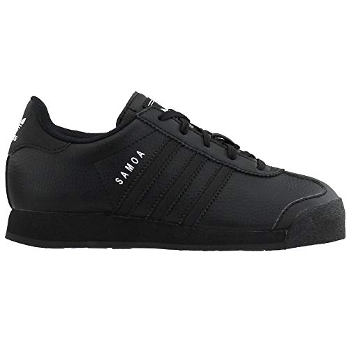 adidas Kids Boys Samoa Lace Up Sneakers Shoes Casual - Black - Size 2 M