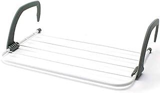 Suspensión de Ropa Plegable Toalla suspensión de Ropa Resistente al Calor Tipo Colgante Multiusos Radiador tendedero para la Ropa