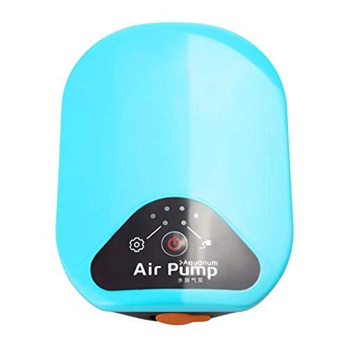 Wood.L Aquarium Luftpumpe Leise Luftpumpe Für Aquarium Mini Luftpumpe Aquarium Sauerstoff Luftpumpe Für Aquarium
