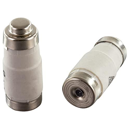 REV 0515045555 Neozed, Sicherung D02/E18 35A, 10Stück, 250VDC / 400VAC, grau