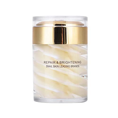 Crema hidratante nutritiva para la piel, crema hidratante antiedad facial adecuada para pieles secas, grasas y mixtas