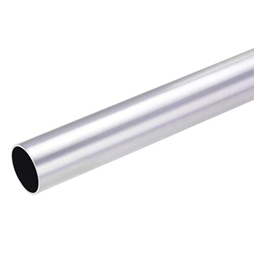 Tubo redondo de aluminio de YeVhear 6063, tubo recto...