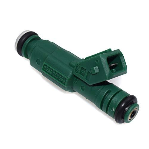 Injecteur de carburant 0280155968 pour chargeur Camaro Focus 300 A4 Quattro A6 Quattro 2000 2001 2002 2003 2004 2005 2006 2007 2008 2009 2010 2013