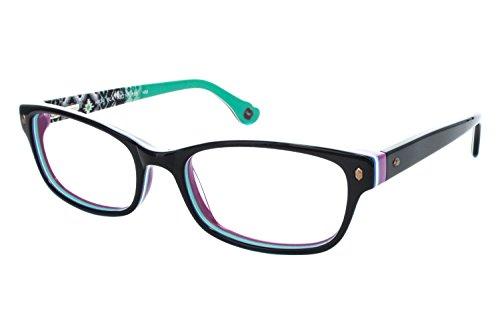 Hot Kiss HK34 Childrens Eyeglass Frames - Black
