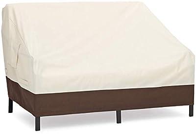 AmazonBasics 2-Seater Deep Lounge Sofa Patio Cover