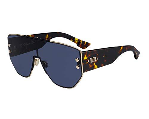 Dior Sonnenbrillen ADDICT 1 HAVANA/BLUE Damenbrillen