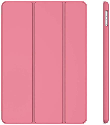 For Apple iPad Mini 1/2/3 (2012, 2013, 2014) Magnetic Smart Case (Pink)