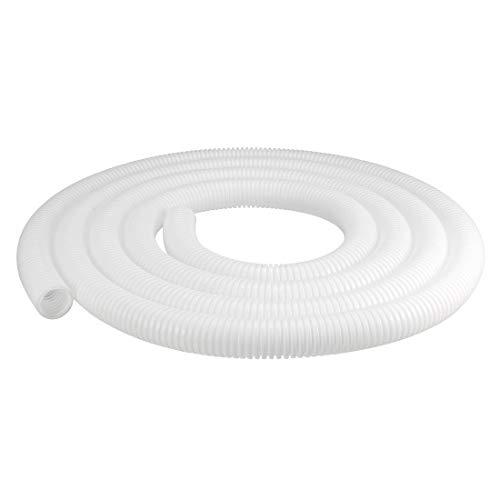 Cableado eléctrico de manguera corrugada 3.5M longitud 28.5mm diámetro exterior DE de