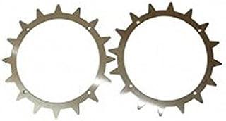 Zucchetti: Juego de garras para rueda Ambrogio L200