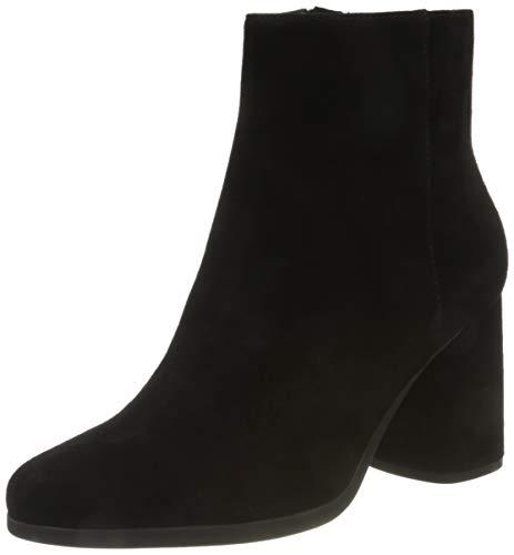 Geox Damen D Calinda HIGH A Ankle Boot, Black, 38.5 EU