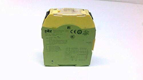 Pilz Not-Aus-Schaltgerät PNOZ s4#750104 24VDC 3 n/o 1 n/c Gerät zur Überwachung von sicherheitsgerichteten Stromkreisen 4046548025675