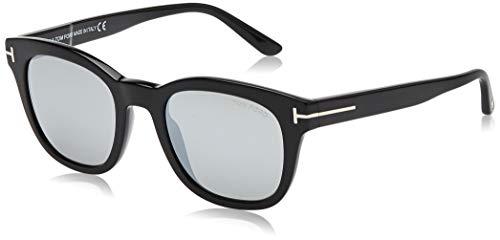 Tom Ford Herren Sonnenbrillen Eugenio FT0676, 01C, 52