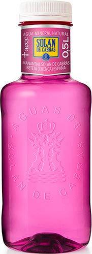 スリーボンド貿易 ソラン・デ・カブラス ピンクボトル 500ml ペットボトル 40本 (20本入×2 まとめ買い)