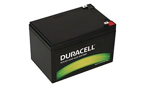 Duracell DR12-12 - DR12-12 USV-Batterie Plombierte Bleisäure (VRLA) 12 Ah 12 V 12V 12Ah VRLA Battery (12 Warranty)