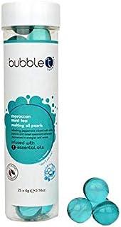 [Bubble T ] バブルトン化粧品モロッコのミントティー風呂真珠の100グラム - Bubble T Cosmetics Moroccan Mint Tea Bath Pearls 100g [並行輸入品]