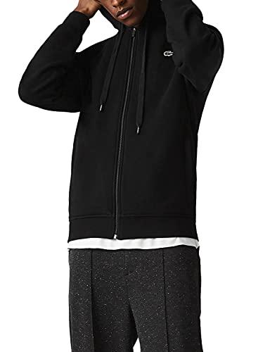 Lacoste SH1551 Sweater, Noir/Noir, L Homme