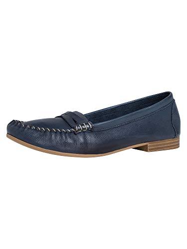 Tamaris Damen Bootsschuhe 1-1-24213-24 805 schmal Größe: 38 EU