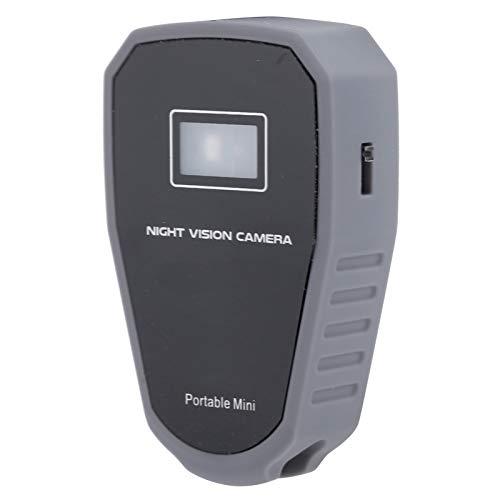 FOLOSAFENAR Alarma Activa K9 Mini Detector de cámara infrarroja pequeña Tamaño pequeño Operación Conveniente, Alarma de Sonido/luz/vibración