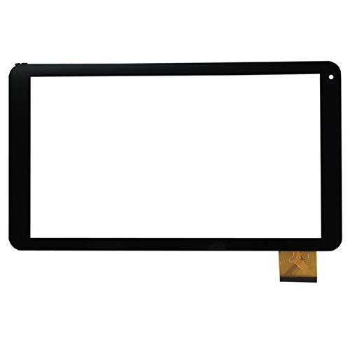 Ajuste para ZHC-0364A ZHC-0364B 10.1inch WOXTER QX 105 Tablet PC Panel de Pantalla táctil Capacitivo Digitalizador de Vidrio (Solo Pantalla táctil) (Color : Black)