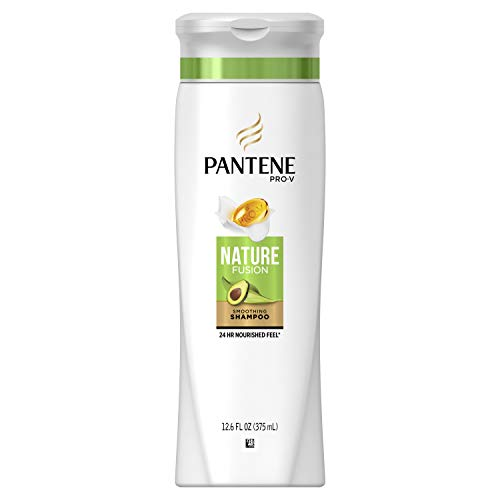 Pro-V Nature Fusion Smooth Vitality Shampoo by Pantene for Unisex - 12.6 oz Shampoo