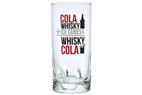 Durobor 81675 Duke Whisky Cola Set de 6 Verres