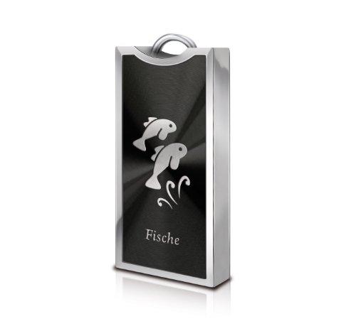 TrekStor sterrenbeeld 4 GB geheugenstick Vissen zilver