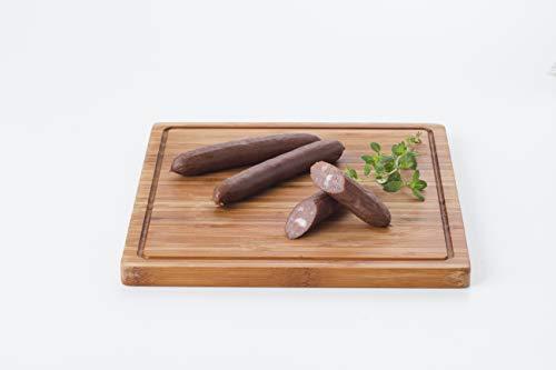 無添加鹿肉ソーセージ 塩のみ 3本×5P ココ鹿 BBQ