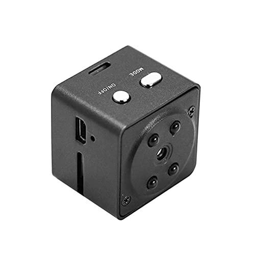 KKmoon Mini Cámara HD 1080P Cámara Cam Video Videocámara DVR Deportiva con Visión Nocturna para Interiores y Exteriores