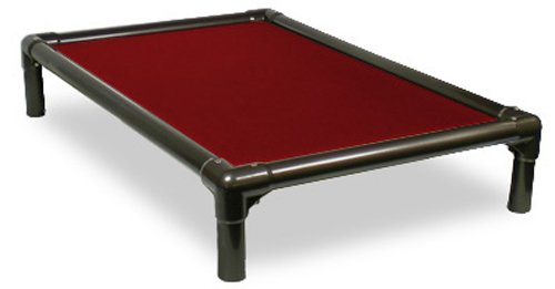 2. Kuranda Chewproof Elevated Dog Bed