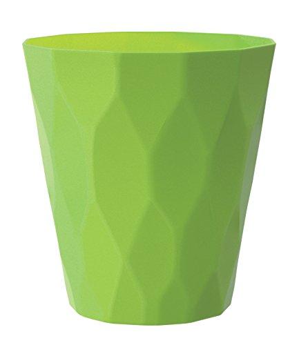 Pot de fleurs rond – Rocka – 14 cm – Citron vert -