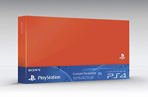 PlayStation 4 Festplattenabdeckung, neon orange