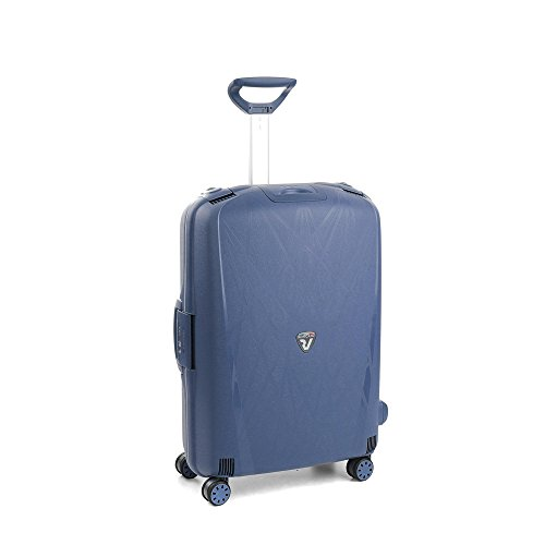 RONCATO Light trolley medio rigido 4 ruote tsa Blu