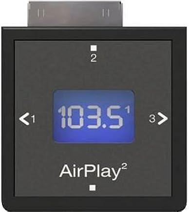Amazon com: XtremeMac IPN-APL-00 Airplay2- Black: Home Audio