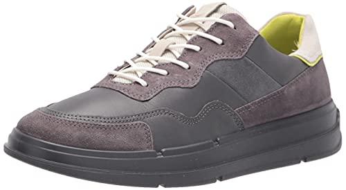 ECCO Herren Soft X Sneaker, Multicolor Magnet, 42 EU