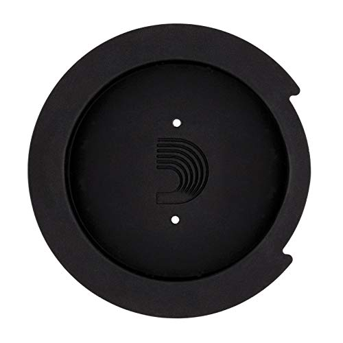 D'Addario Screeching Halt Acoustic Soundhole Cover