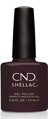 CND Shellac Vernis Gel Dark Dahlia 7,3 ml