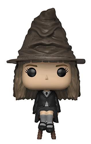 Funko Pop Harry Potter: Hermione con la convención de otoño de Sorting Hat 1