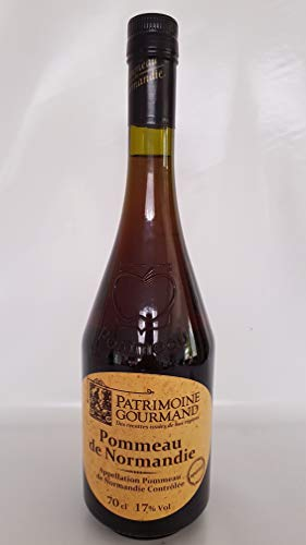 Patrimoine Gourmand, Pommeau de Normandie, Apfelwein, 17% Vol., 0,7 l