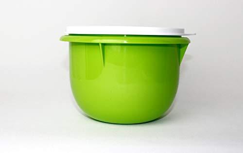 Tupperware Rührschüssel Peng 1,0 L grün Hefeteig