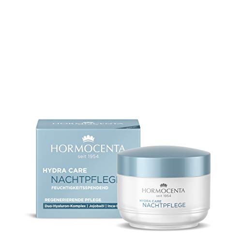 Hormocenta Hydra Care Nachtpflege, 50 ml