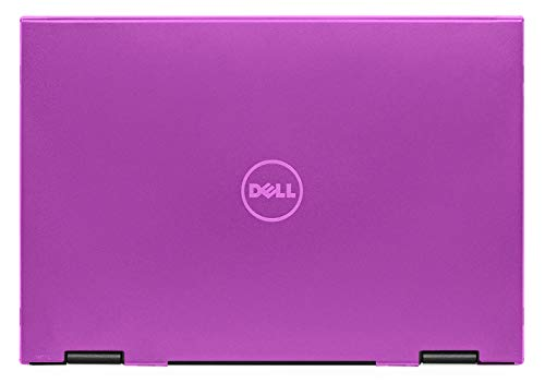 mCover Hard Shell Case for 13.3' Dell Latitude 13 3390 2-in-1 Business Laptop Computers Released After Jan. 2018 (NOT Compatible with Other Dell Latitude Computers) (Purple)