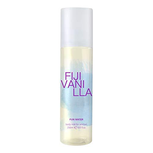 Fun Water - Fiji Vanilla Eau parfumée pour le corps, 250 ml