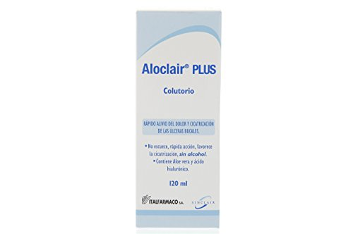 ITALFARMACO - ALOCLAIR PLUS COLUTORIO 120ML