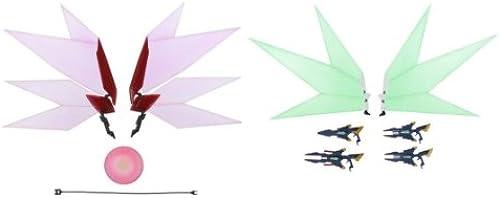 [Tamashii Web Exclusive] ROBOT Damashii - GUREN Type-08 Elements SEITEN VS Lancelot Albion [Energy Wing Hyper Set]