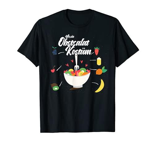 Disfraz de ensalada de frutas. Camiseta