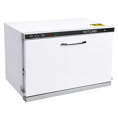 AW 3in1 23L Hot Towel Warmer Heat Cabinet Machine Nail Facial Skin Spa Massage Hair Beauty Salon Barbershop Equipment